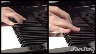 日テレ水曜ドラマ『東京タラレバ娘』のBGM、一部ですがピアノで弾いてみ...