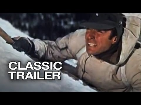 Where Eagles Dare Official Trailer #1 - Clint Eastwood Movie (1968) HD