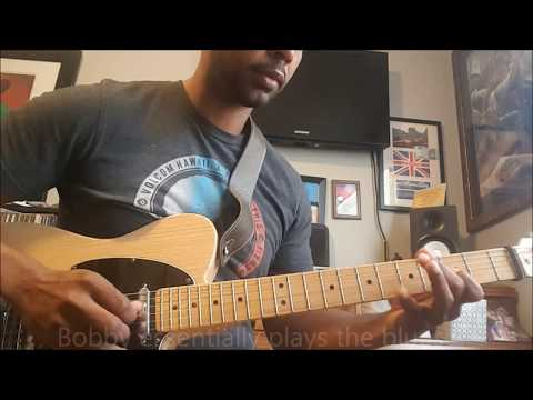 A PECK A SEC - Bobby Broom Solo Explained (How To Play)