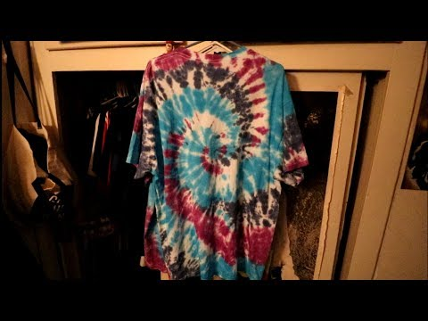 #659 Making Tie Dye Shirts For Viewers! - Daze With Jordan The Lion (5/27/2018)
