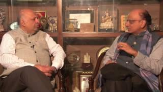 Dr Rajiv Tandon with Dr KK Aggarwal