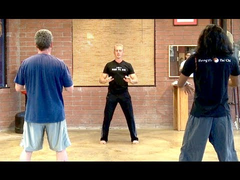 Attend a REAL TAI CHI class w/ Jake Mace - NOW
