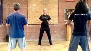 Attend a REAL TAI CHI class w/ Jake Mace - NOW