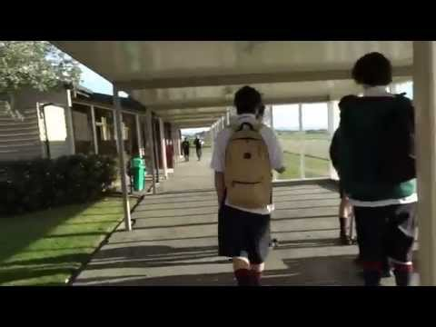 New Zealand School day