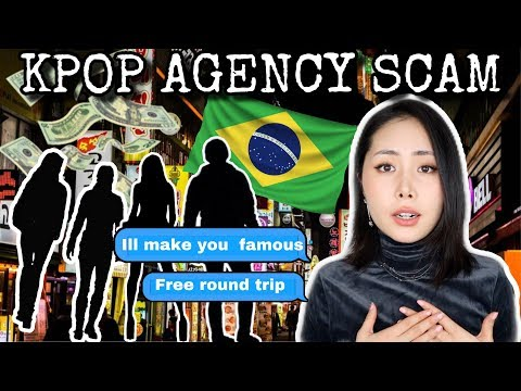 7 Brazilian Girls Lured Into A Dark KPOP Agency Scam