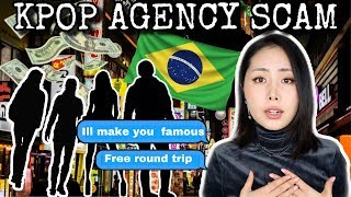 Baixar 7 Brazilian Girls Lured Into a Dark KPOP Agency Scam