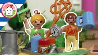 Playmobil ταινία Παζάρι στην αυλή - Οικογένεια Οικονόμου