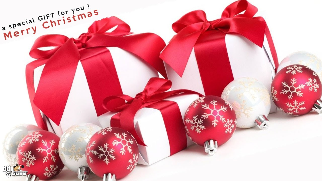 Merry Christmas Gift.Merry Christmas And Happy New Year A Special Gift For You