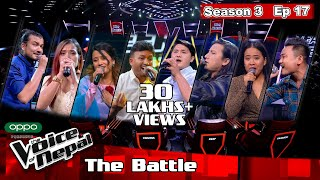The Voice of Nepal Season 3 - 2021 - Episode 17 (The Battles)