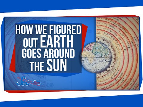 How We Figured Out That Earth Goes Around The Sun