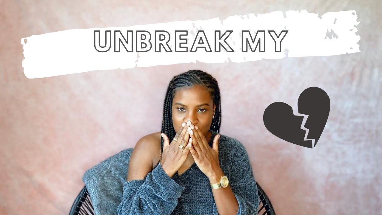 UN-BREAK MY HEART: How to heal from an emotional relationship break up.