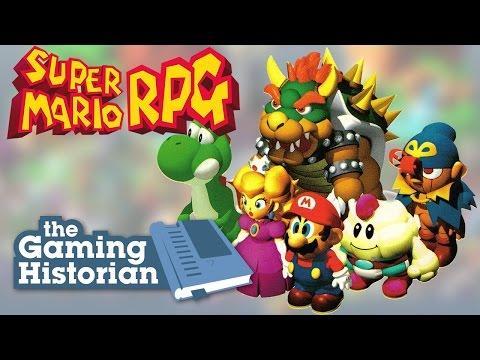 The History of Super Mario RPG | Gaming Historian