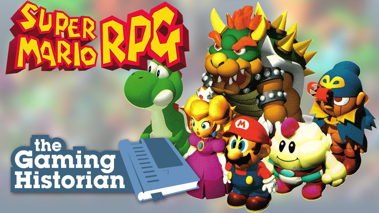 the history of super mario rpg gaming historian youtube