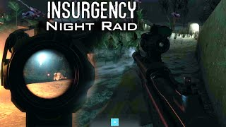 insurgency night raid m1a1 carbine suppressed gameplay