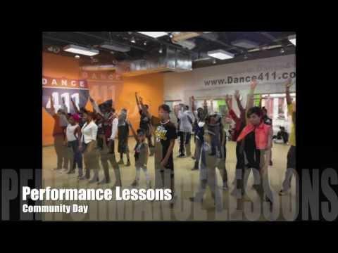 Dance 411 Foundation's Outreach Program