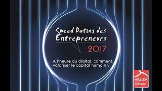 Le Speed Dating Entrepreneurs 2017