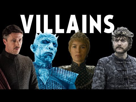 Ranking The Many Game Of Thrones Villains