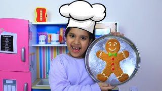 شفا طبخت كوكيز !! Shfa cooking cookies