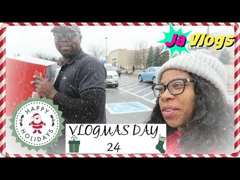 CHRISTMAS EVE 🎄  VLOGMAS DAY 24