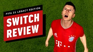 FIFA 21 Legacy Edition (Switch) Review (Video Game Video Review)