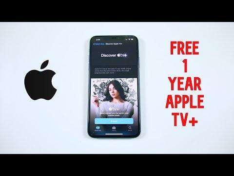 How To Get One Year Free Apple TV+ Membership | Hindi