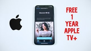 How to get one year free Apple TV+ membership | Hindi