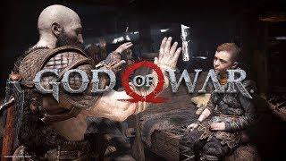 God of War 2018 (20) Jaskinia wiedźmy