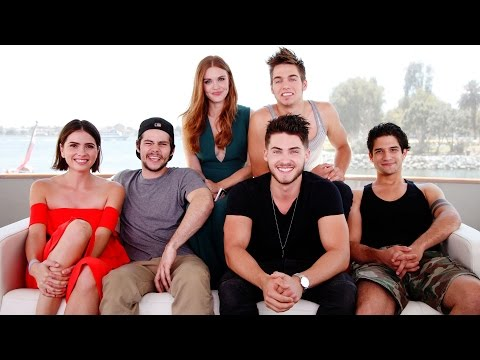 Teen Wolf Cast at Comic-Con 2015