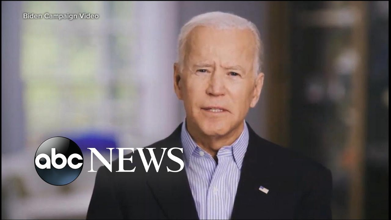Joe Biden announces 2020 run
