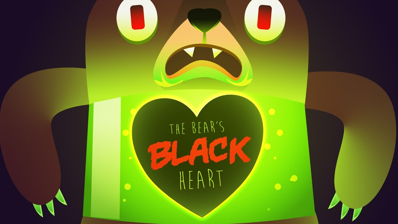 RANDOM CHANCE HATES ME!!  The Bear's Black Heart