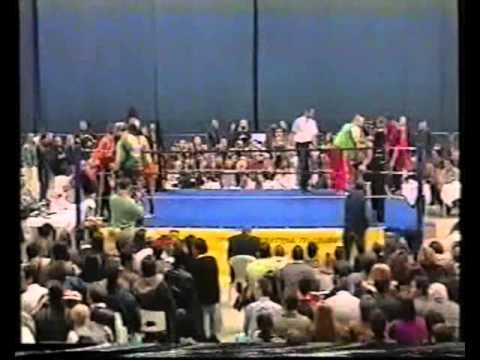 Palastampa 1995 Ligorio vs Rinaldi