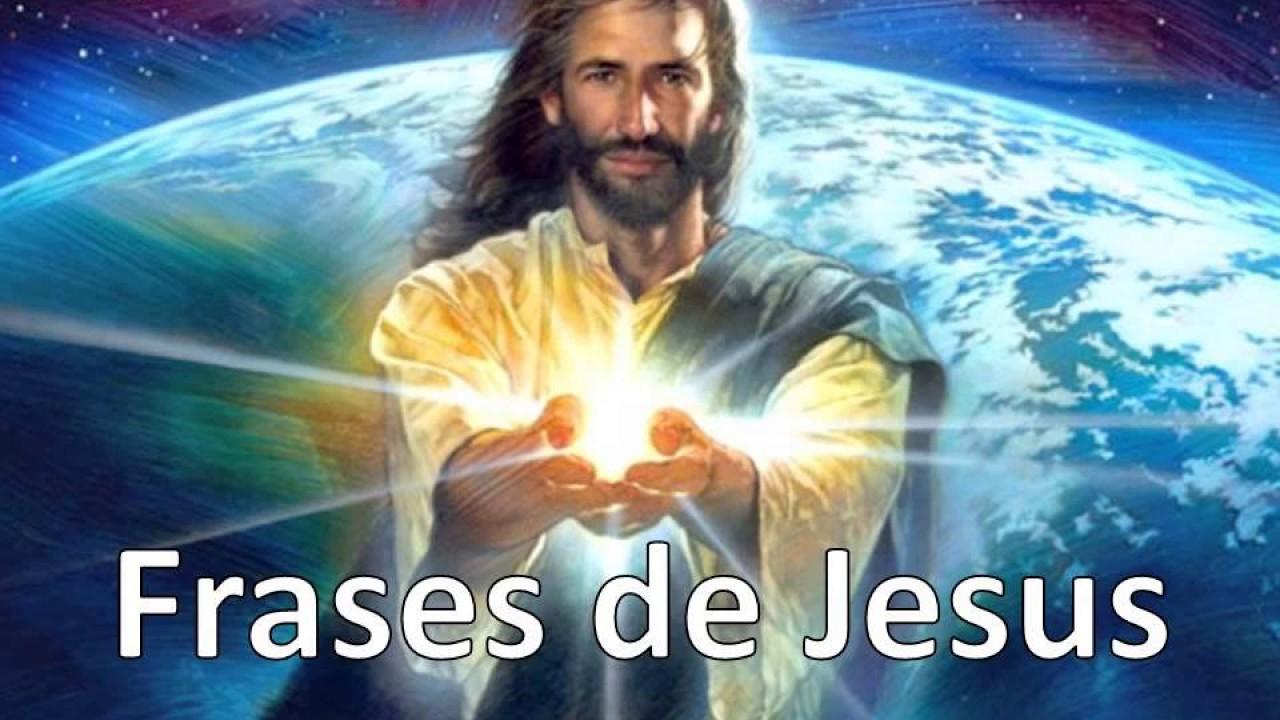 Imagens Linda Com Frases: Belas Frases De Jesus Cristo!