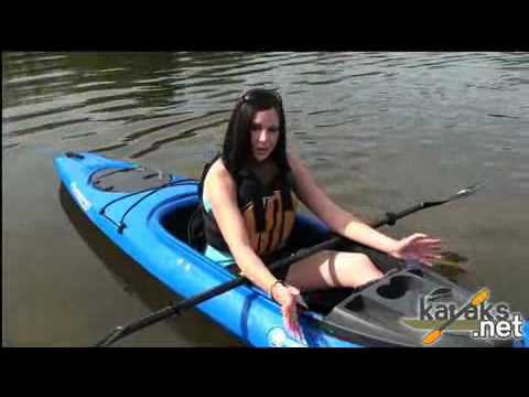 Wilderness Systems Pungo 140 Kayak Video Review