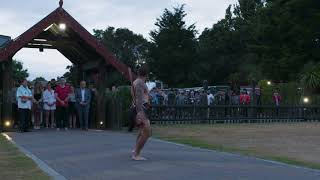 Crankworx Rotorua Powhiri - Opening Ceremony 2020