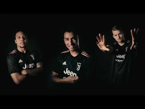 adidas Football x Juventus - Away jersey for the 2021/22 season