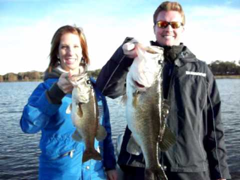 Disney area bass fishing in Orlando, Florida....Art of Fishing Guide Service