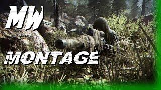 Falling-Trevor Daniel- Modern Warfare Sniper Montage