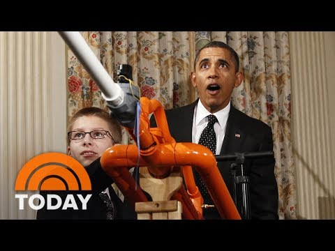 Obama: Family Opens Up To The Former President About Their Battle With Schizophrenia | TODAY