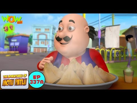 Motu Patlu Cartoon in Hindi | Gravity Gel | 3D Animation Cartoon For Kids thumbnail