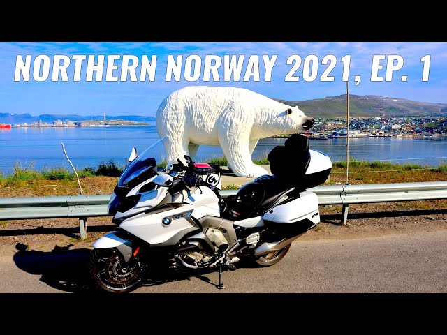 Are You Ready To Northern Norway? Here's My Motorcycle Trip in Summer 2021 [Ep.1]