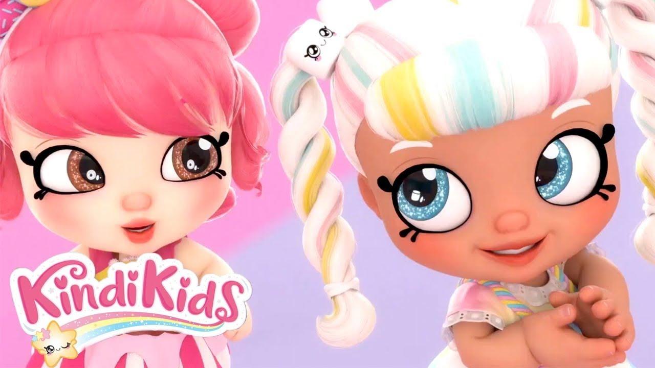 Кинди Кидс | Смешные истории  - Сборник | Веселый мультфильм для девочек | Kedoo мультики