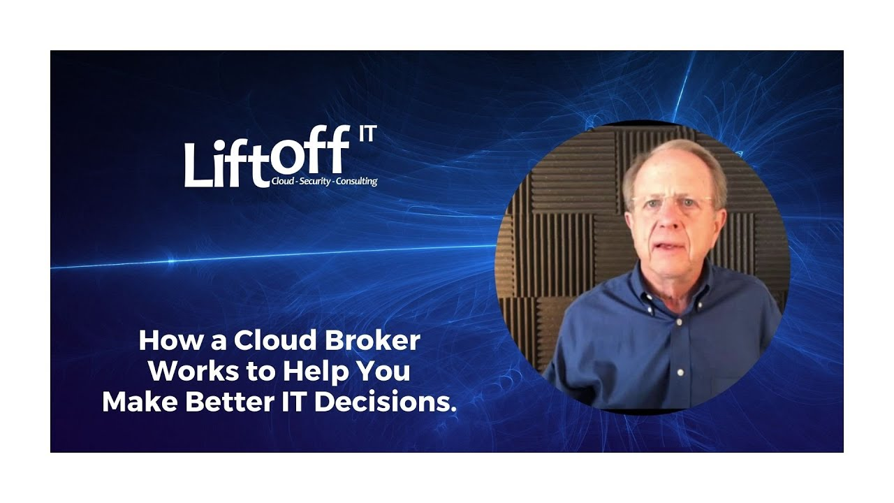 Case Study - How a Cloud Services Broker Works to Help Make Better Cloud Services Choices.