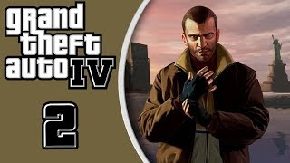 Grand Theft Auto IV playthrough (2019) pt2 - Bowling, Fistfights and New Friends