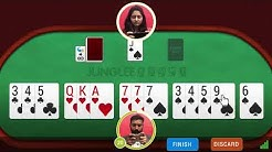 Play Rummy to get 10000 free Chips.