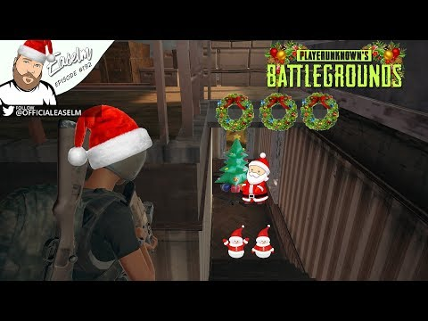 🔵 PUBG #192 PC Gameplay Solo/Duo/Squad | MERRY CHRISTMAS & HAPPY HOLIDAYS!
