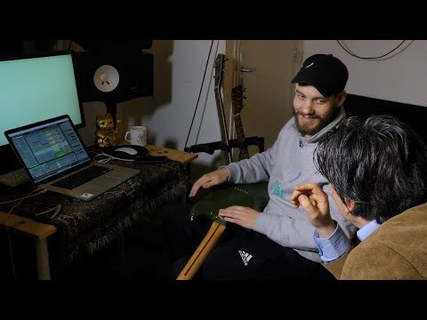 In the studio with: San Holo - I Still See Your Face