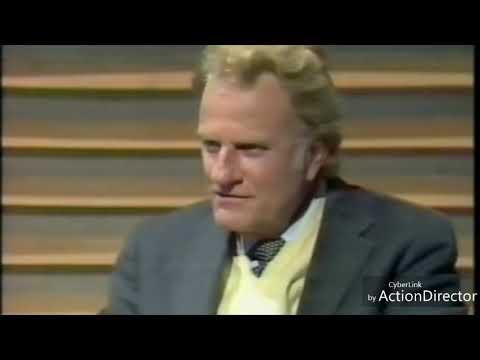 interview Dr Billy Graham