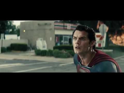 Man of Steel   Superman vs Faora part 2