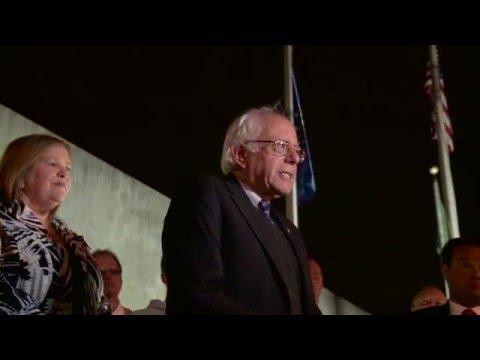 Indiana Victory Speech | Bernie Sanders