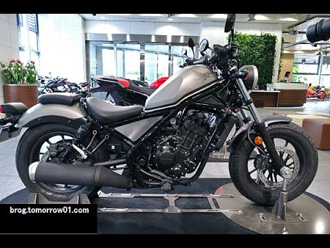 honda rebel 250 silver youtube. Black Bedroom Furniture Sets. Home Design Ideas